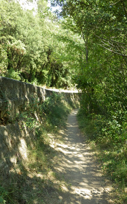 chemin acces vallon sourn