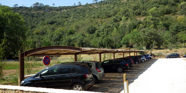 parking gratuit vallon sourn