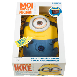 gateau minion carrefour